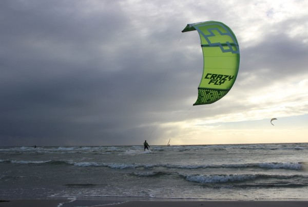 Augmented Kiteboarding
