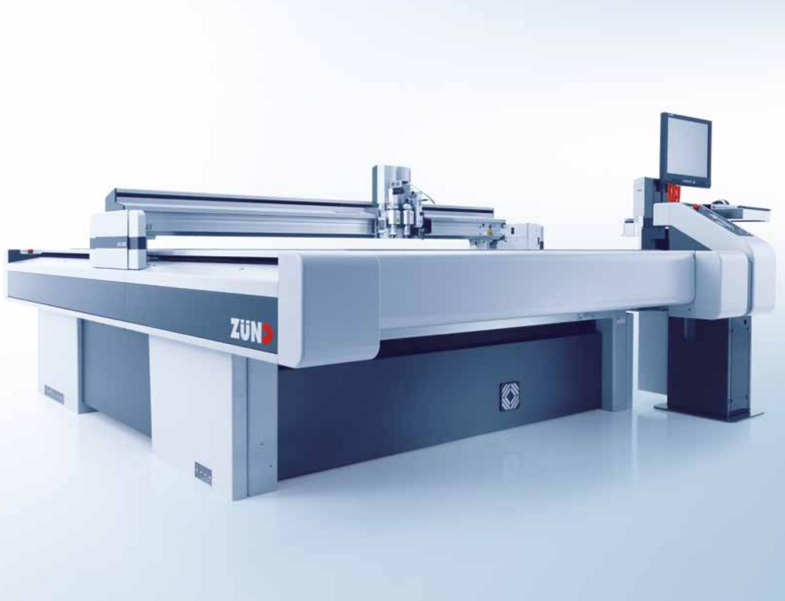 Zünd CNC cutter