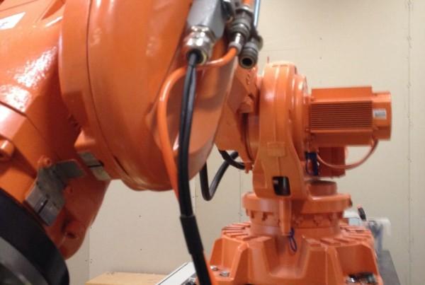 Robot: ABB 6620